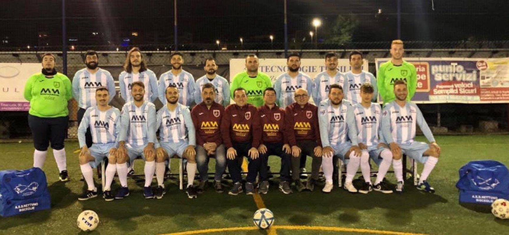 Calcio a 5, serie C2: Nettuno ospita il Nox Molfetta, riposa il Futbol Cinco