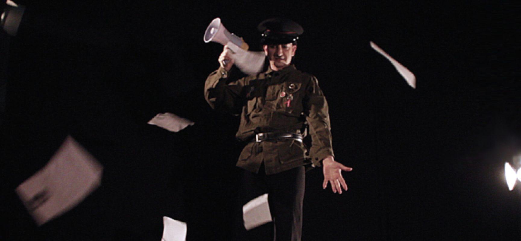 """""""Il piccolo dittatore"""", uno spettacolo teatrale per ricordare la Shoah"""