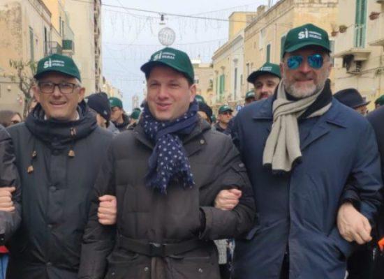 """Sergio Silvestris (FI): """"Impegno comune per combattere la xylella"""""""