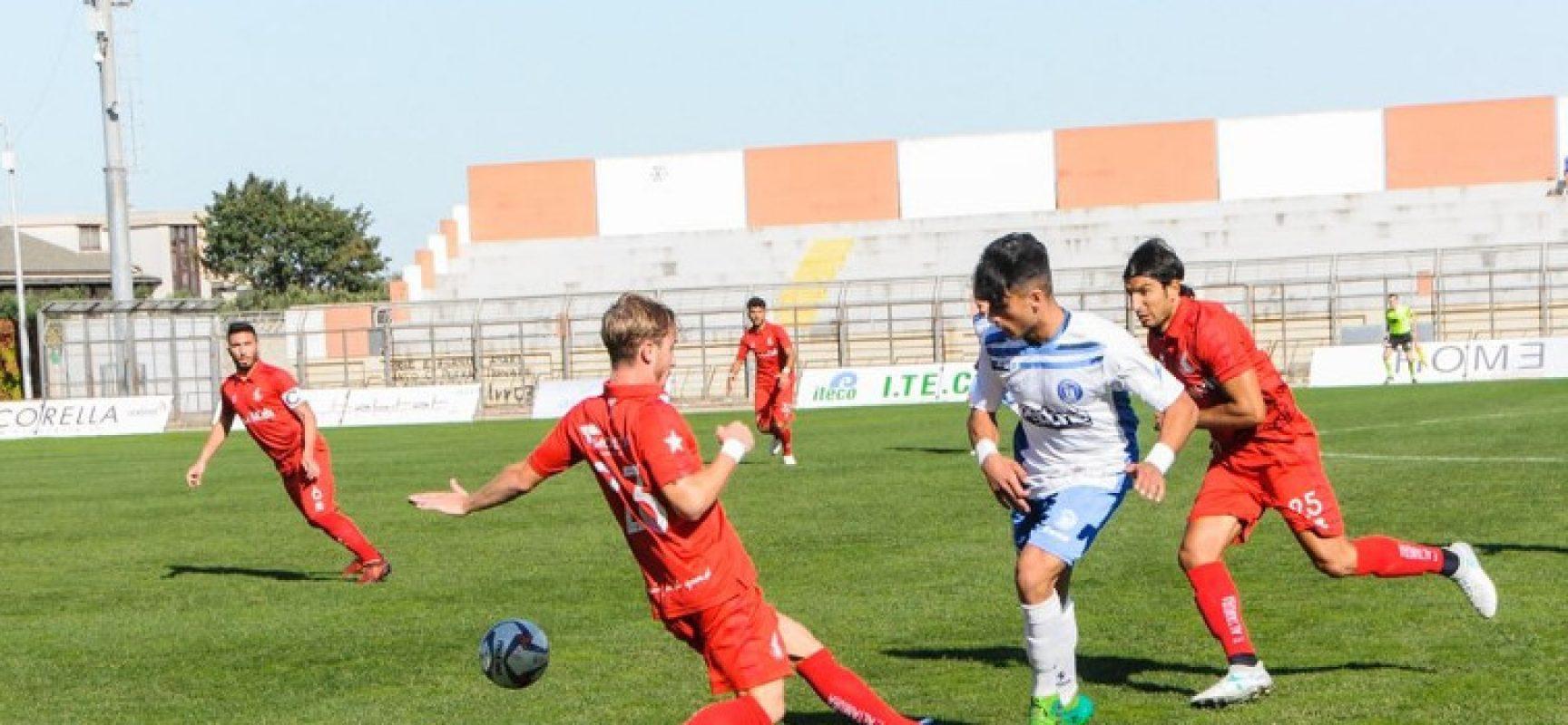 Unione Calcio, sfida casalinga contro la rivelazione Fortis Altamura