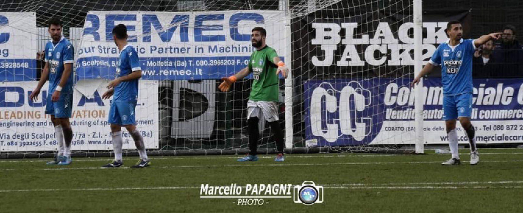 Unione Calcio, impegnativo scontro salvezza contro il Mesagne