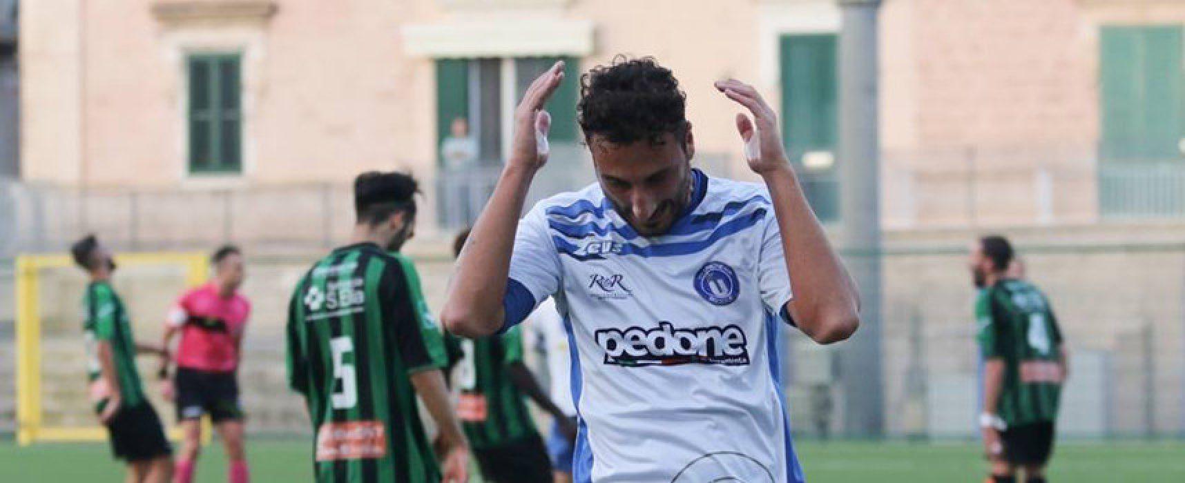 Unione Calcio, sconfitta in extremis contro la Fortis Altamura