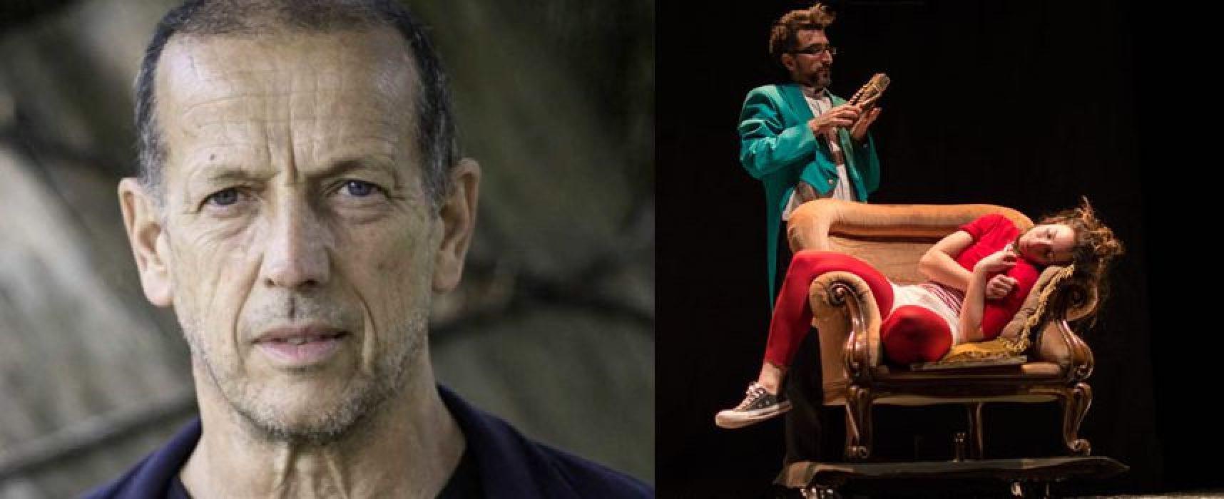 """SistemaGaribaldi, è la settimana di Marco Baliani e de """"Lo Schiaccianoci Swing"""""""