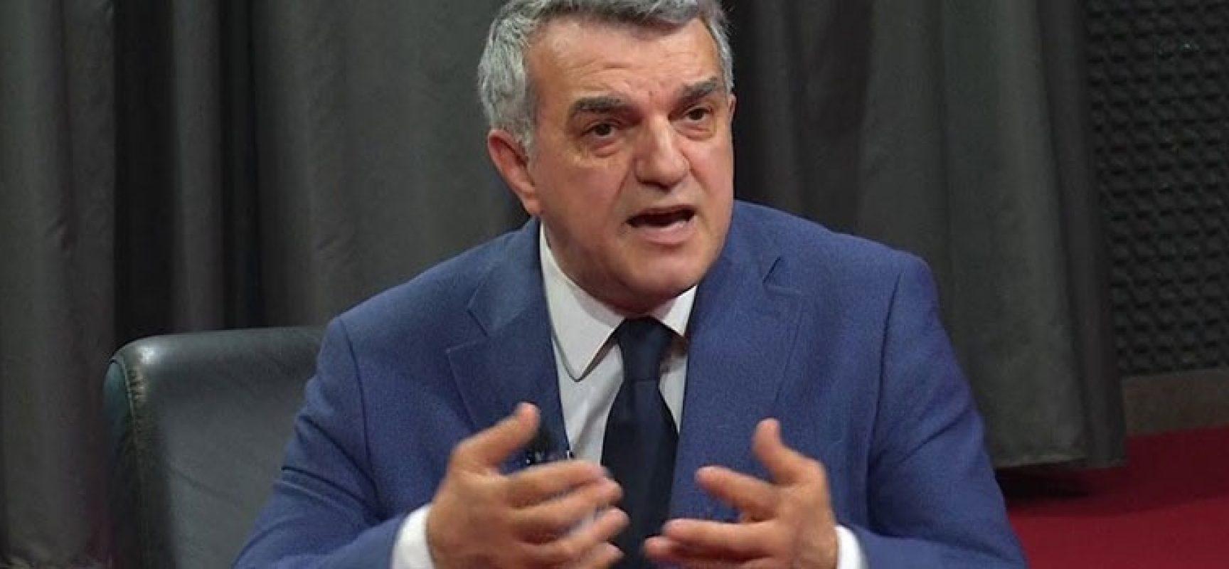 """Intergruppo consiliare, Antonio Belsito (Democrazia e Solidarietà): """"Plaudo a iniziativa dei consiglieri"""""""