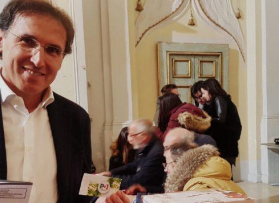 Segreteria nazionale Pd, nella convenzione biscegliese svetta Francesco Boccia