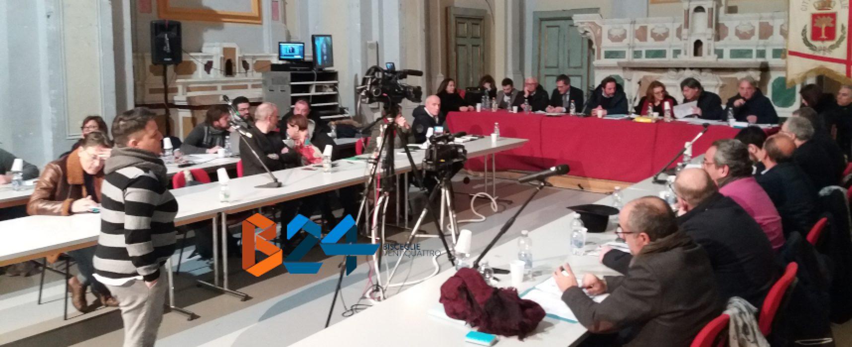 Consiglio comunale, nuova seduta, tra i punti di discussione Dup, Tari, Imu, Tasi e Irpef