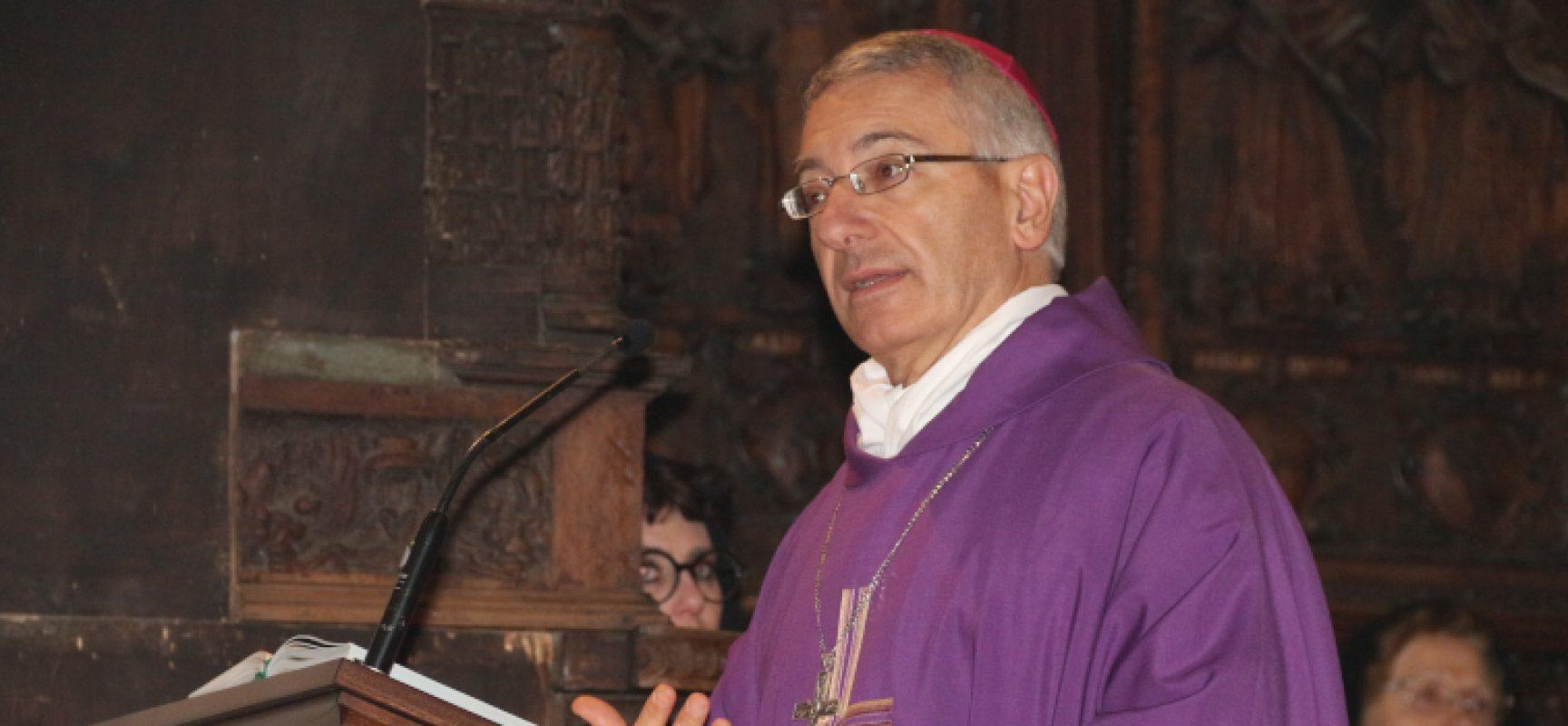 Celebrazione del primo anniversario dell'ordinazione episcopale di Mons. D'Ascenzo