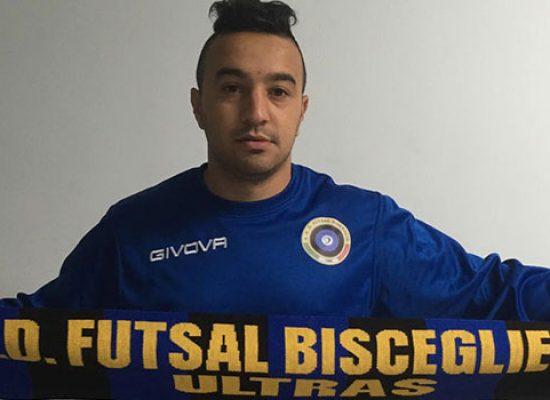 Futsal Bisceglie, domani match importante contro la Salinis con un Gomes in più