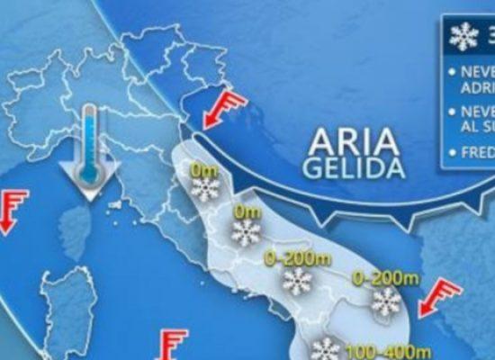 Allerta meteo prolungato di 24 ore / Nuovo bollettino Protezione Civile Puglia