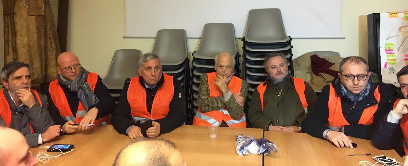 Gilet arancioni in piazza il 7 gennaio per difendere agricoltura e olivicoltura pugliese