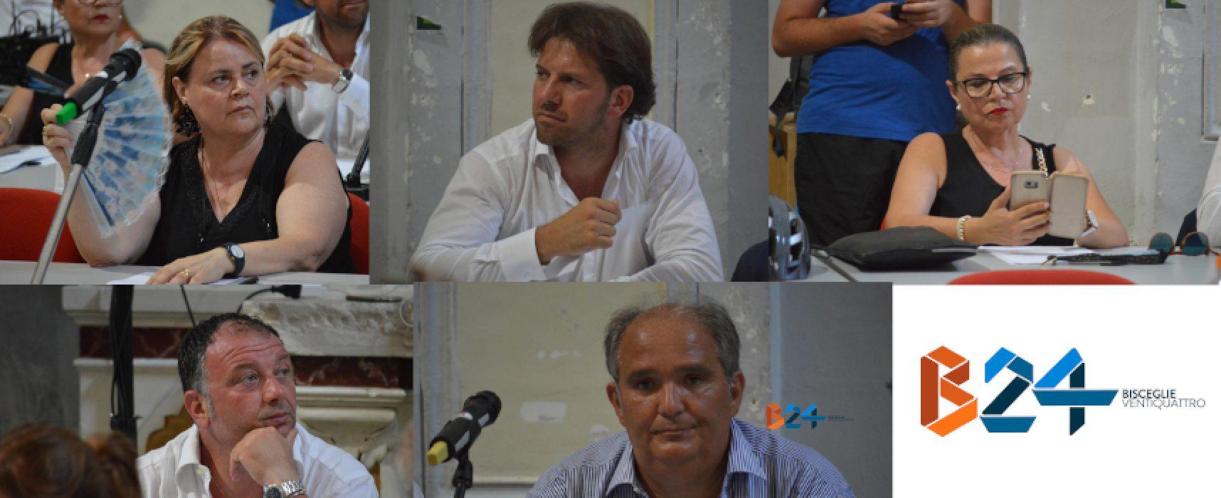 """Maggioranza, cinque consiglieri formano intergruppo: """"Valuteremo ogni singola problematica"""""""