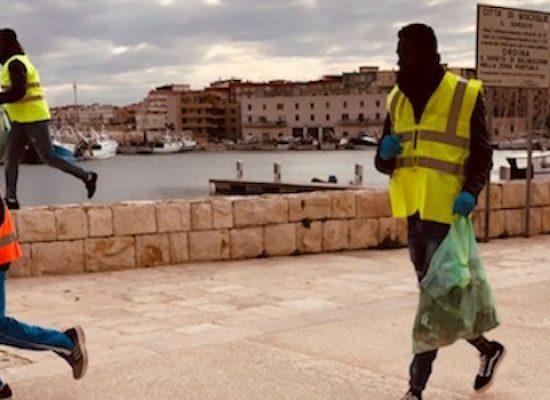 Domani primo evento plogging del 2019, correre pulendo la città