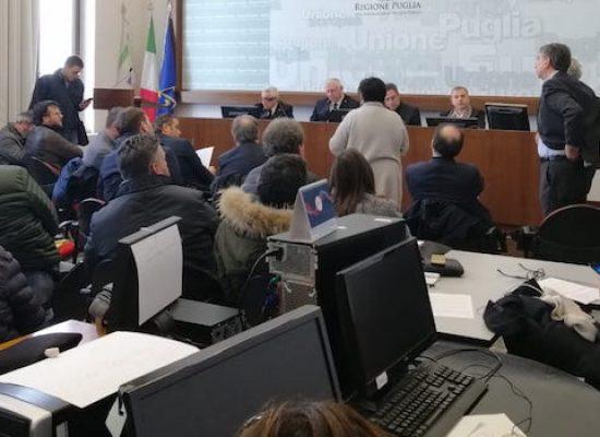 """Comune di Bisceglie all'assemblea in Regione sulla pesca: """"Pieno sostegno ai pescatori"""""""