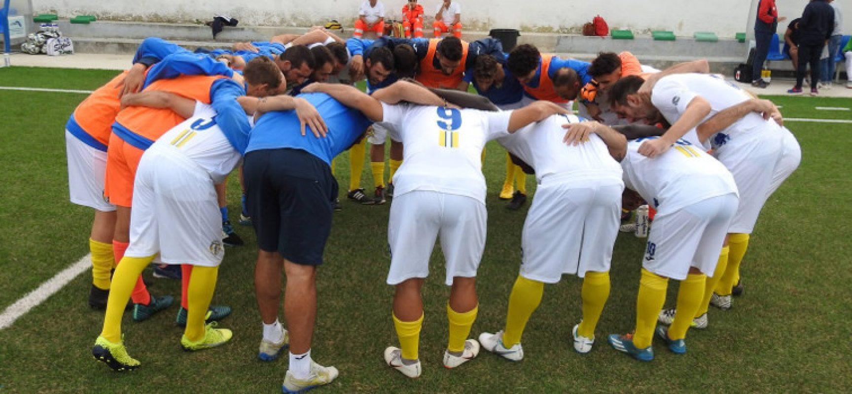 Don Uva piazza il blitz nel recupero contro lo Sporting Donia