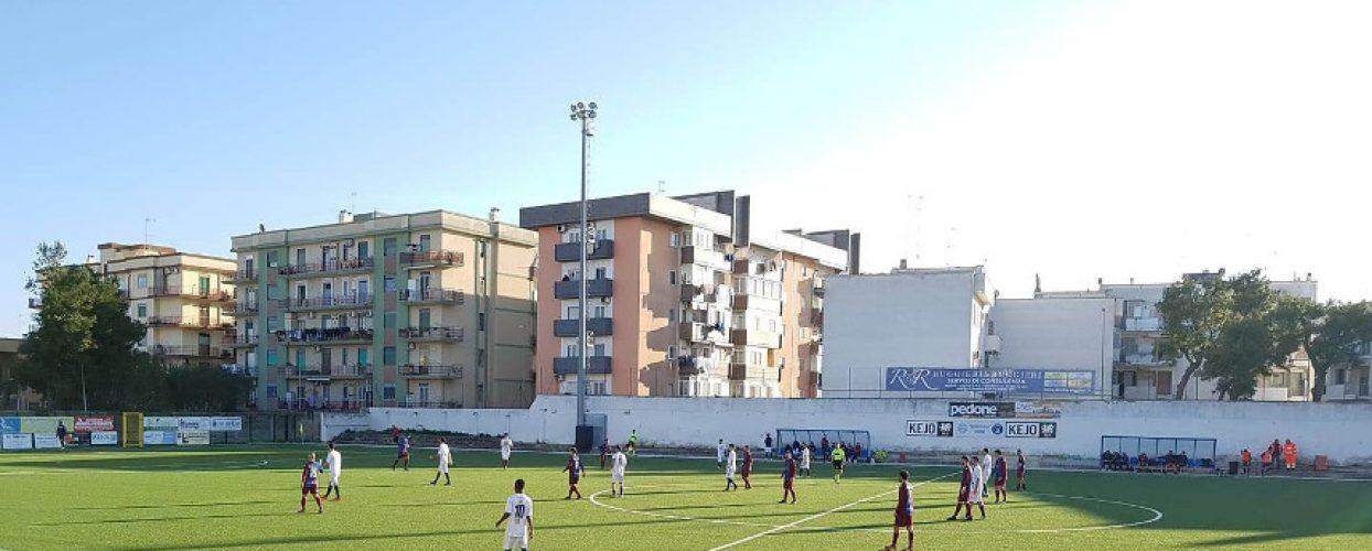 Don Uva sconfitto in casa dallo Sporting Apricena / CLASSIFICA