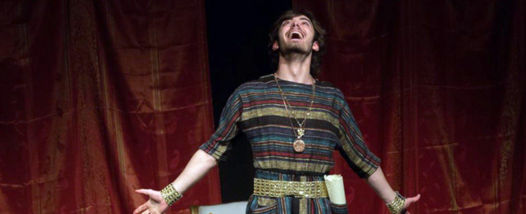 """Children 84, al teatro don Sturzo lo spettacolo """"Le follie dell'imperatore"""""""
