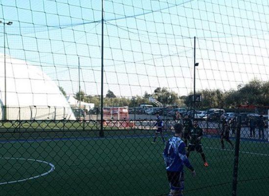 Futsal, serie C2: pesante sconfitta per il Futbol Cinco,  Nettuno sbanca Barletta/ CLASSIFICA