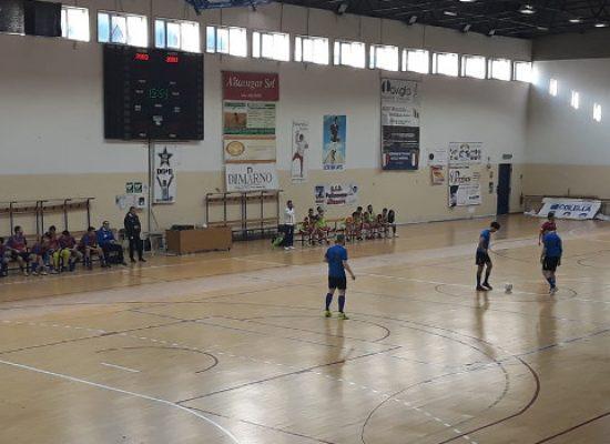 Calcio a 5, Serie C2: Futbol Cinco sbanca il domicilio dell'Alta Futsal