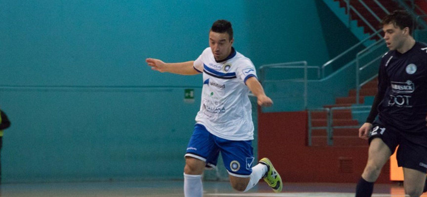 """Futsal Bisceglie, buona la prestazione ma il Sandro Abate sbanca il """"Paladolmen"""""""