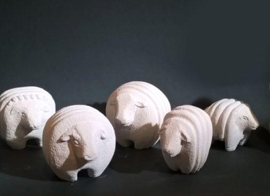 """Al via a Palazzo Tupputi la mostra """"La civiltà dei Mamm'er"""" di Marco Maria Baj"""