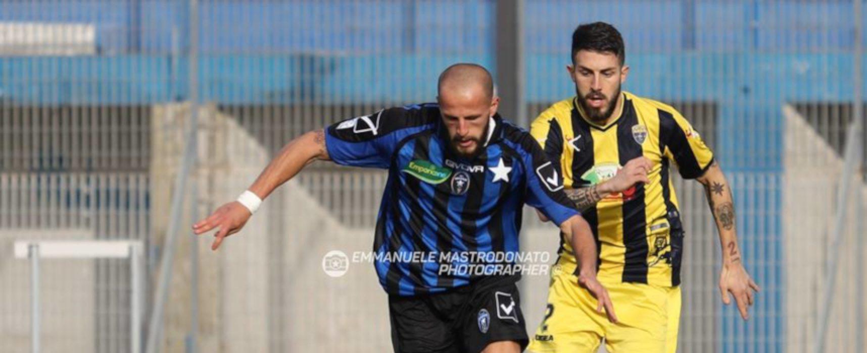 Bisceglie Calcio di scena a Matera con l'obbligo dei tre punti