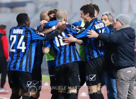 Bisceglie Calcio impegnato a Pagani nel delicatissimo scontro salvezza