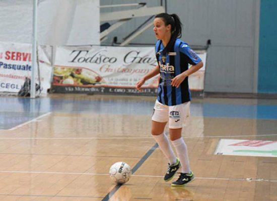 Bisceglie Femminile sconfitto, addio Final Eight di Coppa Italia