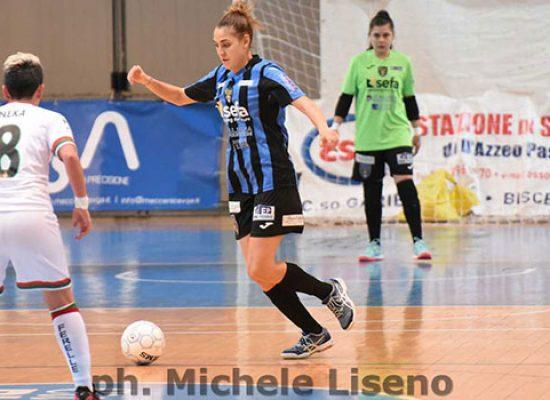 Bisceglie Femminile ospita il Futsal Breganze nell'anticipo del sabato sera