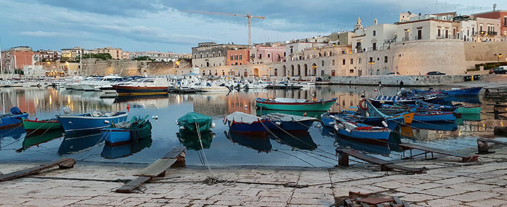 Coronavirus, la Regione Puglia stanzia aiuti per comparto pesca