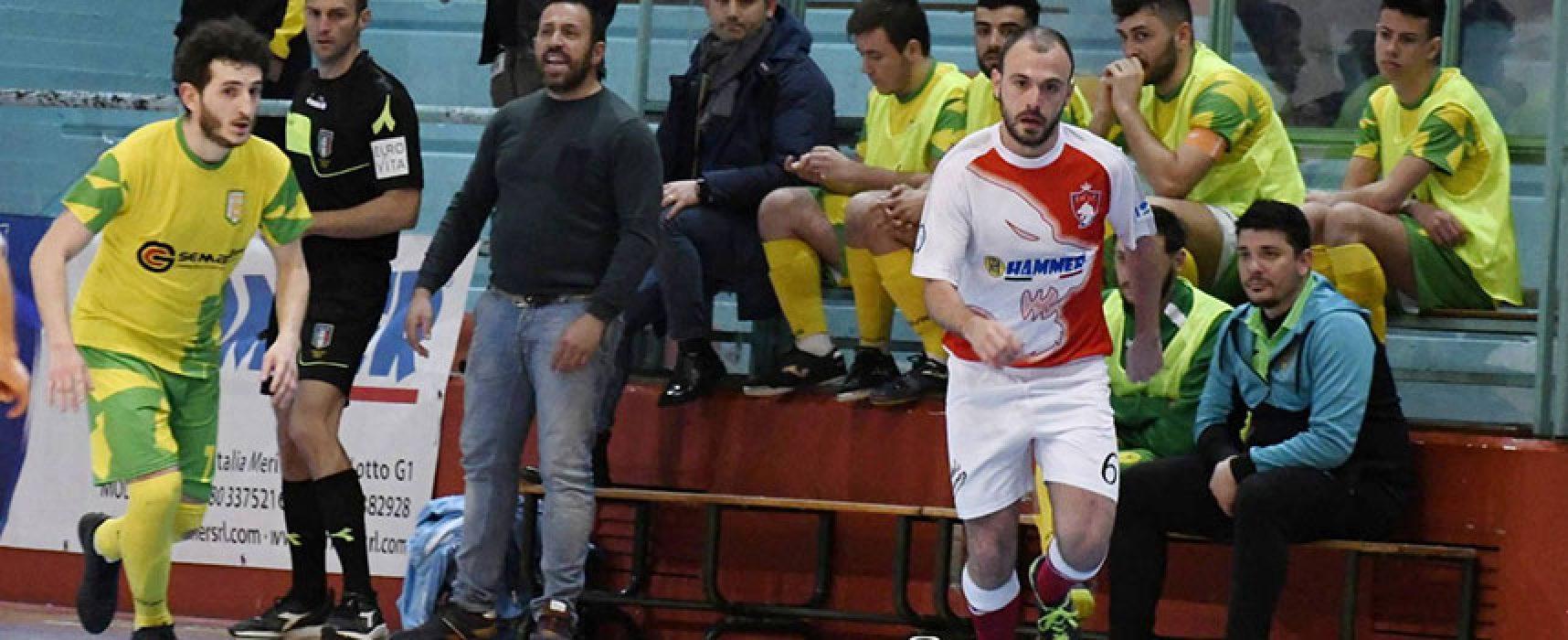 Diaz sconfitta a Matera ed ultima in campionato