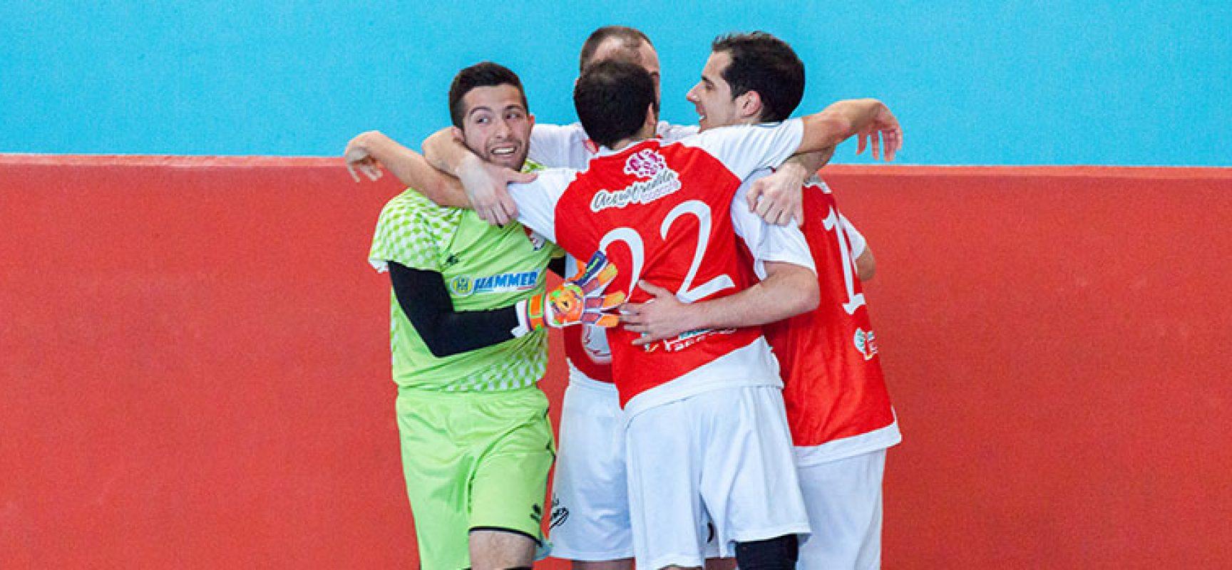 Test amichevole con il Futsal Terlizzi stasera per la Diaz
