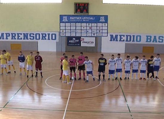Futsal Bisceglie sconfitto dalla capolista, ora testa al match decisivo col Marigliano