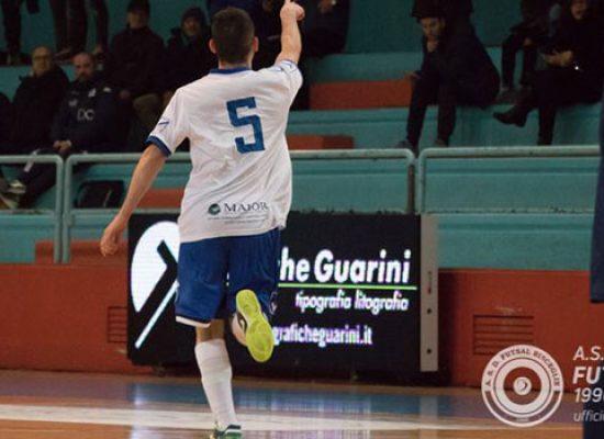Contro il Marigliano prima vittoria stagionale per il Futsal Bisceglie