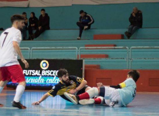 Futsal Bisceglie alla prova Castelfidardo