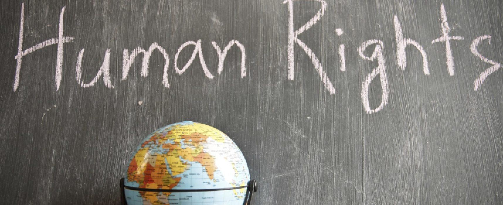 Il Comune di Bisceglie aderisce al Coordinamento per i Diritti Umani della Bat
