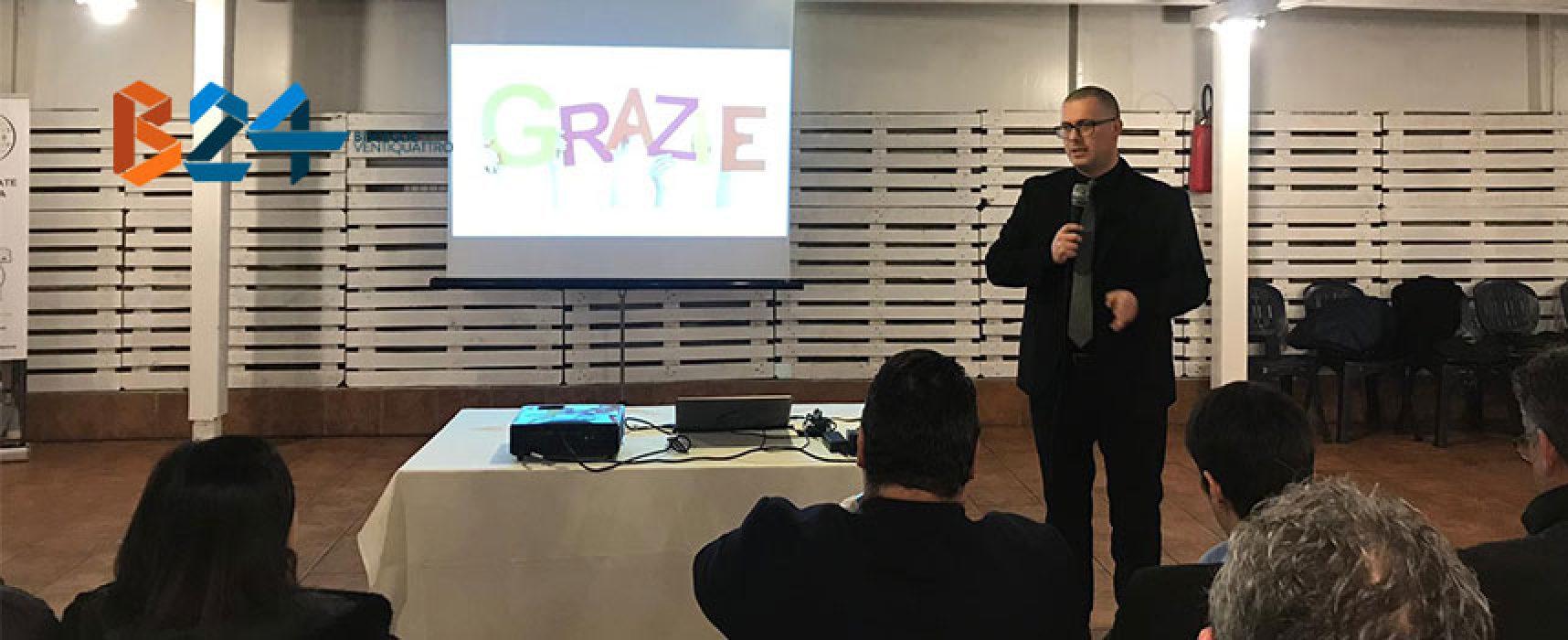 """Successo per il primo appuntamento a Bisceglie con l'evento """"Più Clienti"""" / VIDEO"""