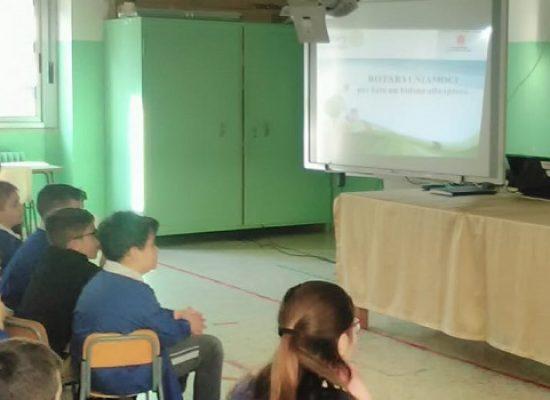 Premiazione finale del progetto di Rotary Club e Caritas