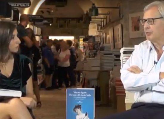 Libri nel Borgo Antico, in onda su Teledehon le interviste agli autori