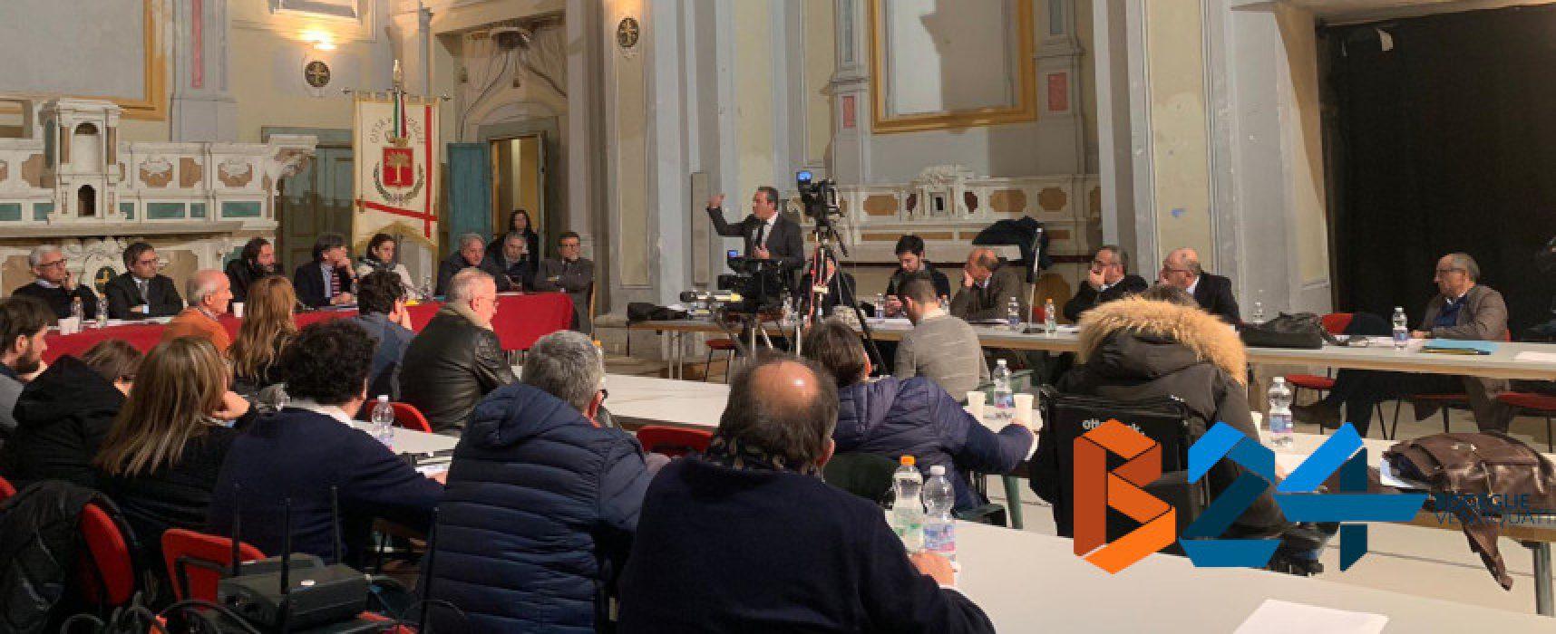 Consiglio comunale rinviato di sette giorni per irregolarità nella convocazione