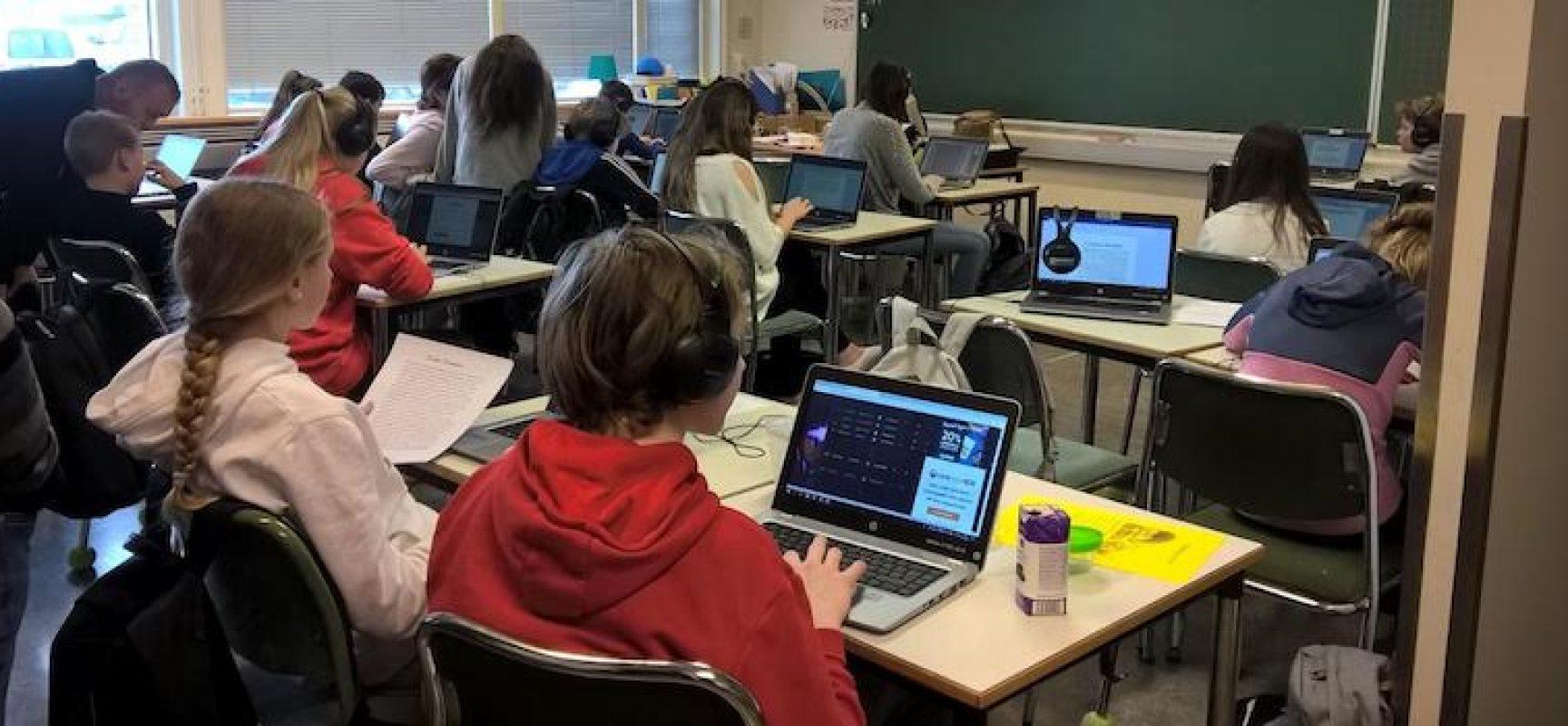La Monterisi in Islanda per studiare da vicino un sistema scolastico all'avanguardia