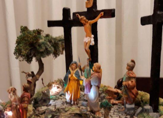 """L'associazione """"Madre mia Maria"""" organizza una mostra di diorami pasquali"""
