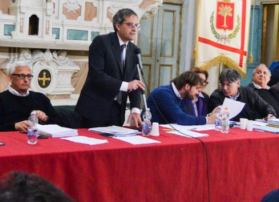 """Angarano illustra il Dup e sulla Tari: """"Aumento inevitabile ma ampliate agevolazioni"""""""