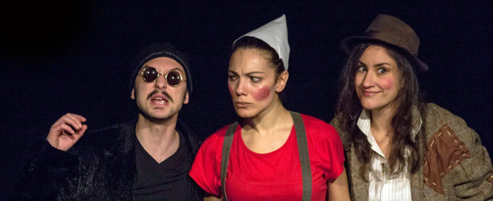 Children 84, il Teatro dei Limoni di Foggia in scena con Pinocchio