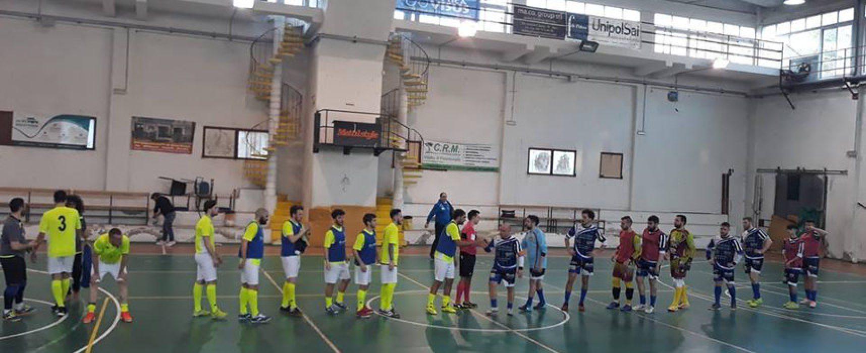 Futsal Serie C2: Futbol Cinco e Nettuno cadono in trasferta