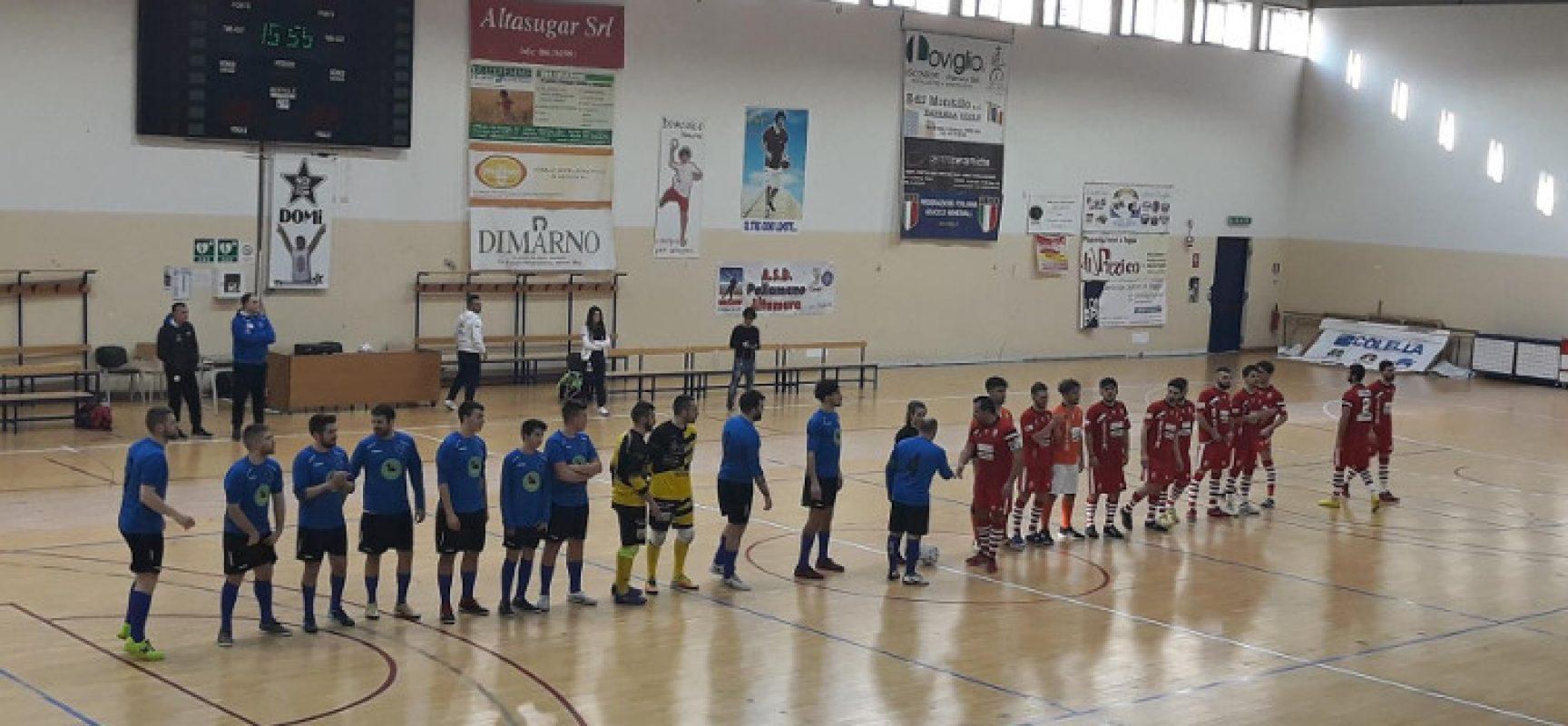 Futsal serie C2: turni casalinghi per Futbol Cinco e Nettuno