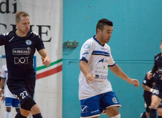 Futsal Bisceglie, tempo di derby contro il Sammichele