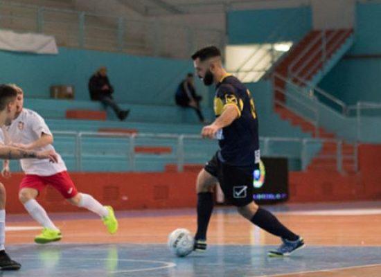 Futsal Bisceglie, ko al fotofinish contro il Sammichele