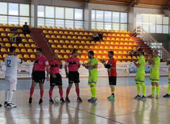 Futsal Bisceglie, ko in casa del Real Rogit