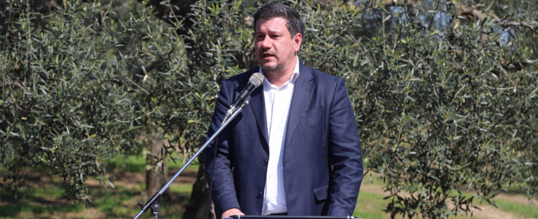 """Sergio Silvestris (FI) incontra i biscegliesi: """"Il mio impegno in Europa per la nostra Terra"""""""