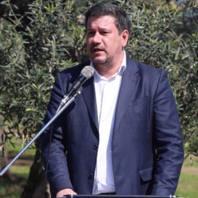Elezioni Europee, comizio di chiusura di Sergio Silvestris in piazza San Francesco